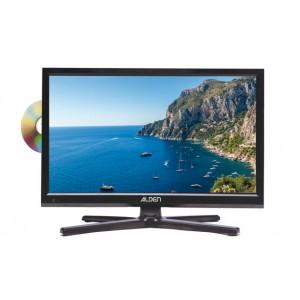 TELEWIZOR 19 - TV LED DVB-T SAT CTV 19S DVD ALDEN